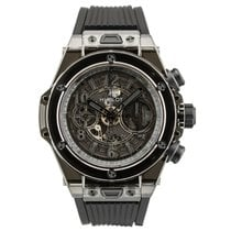 Hublot Big Bang Unico All Black Sapphire 45 mm