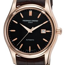 Frederique Constant Classics Index 46.2mm Brown United States of America, New York, Brooklyn