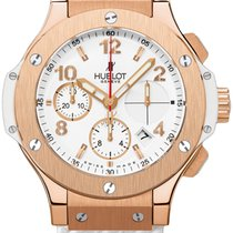 Hublot Big Bang 41 mm Rose gold 41mm White United States of America, New York, Airmont
