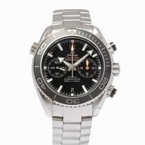Omega 232.30.46.51.01.003 Steel 2008 Seamaster Planet Ocean Chronograph 45,5mm pre-owned