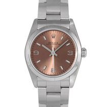 Rolex Oyster Perpetual Salmon Dial, Ref: 77080
