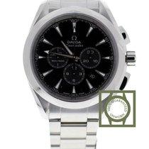 Omega Seamaster Aqua Terra 150M Co-Axial Chronograph 44 black ...