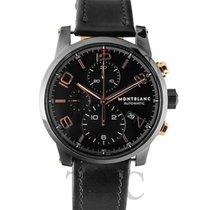 몽블랑 (Montblanc) Montblanc TimeWalker Dual Carbon Chronograph...