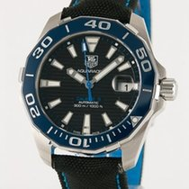 TAG Heuer Aquaracer 300M Steel 42mm Blue