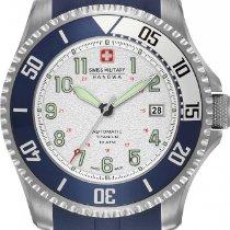 Swiss Military Acero 05-4284.15.001 nuevo