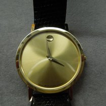 Movado Museum Staal 31mm Champagne