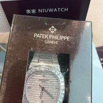 Patek Philippe 5719/10G-010 White gold 2020 Nautilus 40mm new