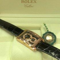 Rolex Cellini Prince Rose gold Black Arabic numerals Thailand, Bangkok