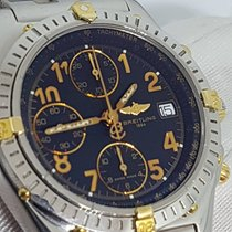 Breitling Chronomat Automatic Bezel Gold/Steel Top Condition