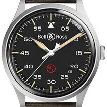 Bell & Ross BR V1 Steel 38.5mm Black United States of America, New York, Airmont