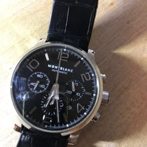 4f7128ab4e00e Montblanc Timewalker pre-owned 43mm Chronograph Leather