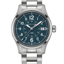 Hamilton 40mm Automatic 2019 new Khaki Field Blue