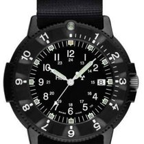 Traser 45mm Quartz new Black