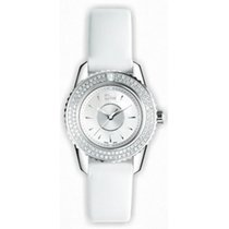 Dior 28mm Quartz new Christal Mother of pearl