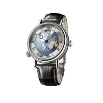 Breguet 43mm Automatic pre-owned Classique Silver