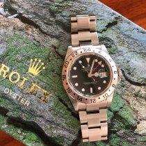 Rolex Explorer II Stahl 40mm Keine Ziffern Schweiz, Hauterive