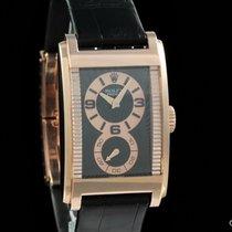 Rolex Cellini Prince Oro rosado 47mm Negro