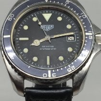 Heuer Steel Automatic 844 pre-owned