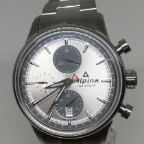 Alpina Steel Automatic AL-750SG4E6B pre-owned
