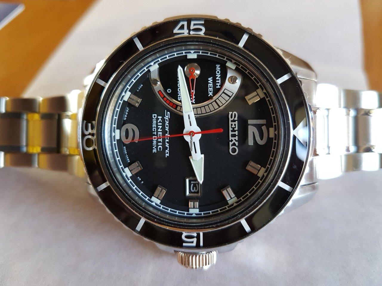 9ba81f226f30 Seiko Sportura - all prices for Seiko Sportura watches on Chrono24