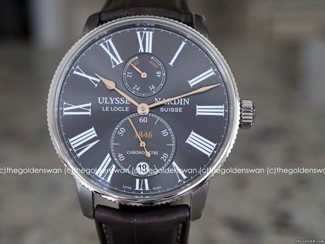 875db076ae18d Ulysse Nardin watches - all prices for Ulysse Nardin watches on Chrono24