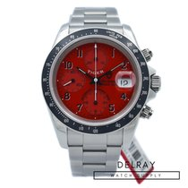 Tudor Tiger Prince Date Steel 40mm Red United States of America, Florida, Hallandale Beach