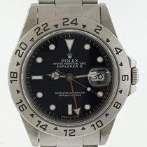 Rolex Explorer II Acero 40mm Negro Sin cifras Argentina, buenos aires