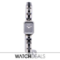 Chanel Steel 19.5mm Quartz H3058 new
