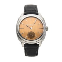 Laurent Ferrier Steel 41mm Automatic LCF0013.AC.RG1.1 pre-owned