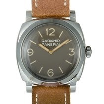 Panerai Special Editions Steel 47mm Brown United States of America, Pennsylvania, Southampton