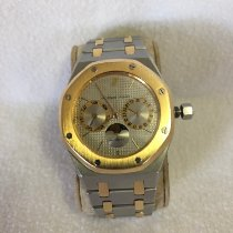 Audemars Piguet 25594ST Zeljezo 1990 Royal Oak Day-Date 36mm rabljen