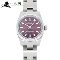 Rolex Oyster Perpetual 26 Aço 26mm