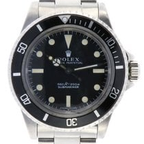 Rolex Submariner (No Date) 5513 1973 pre-owned