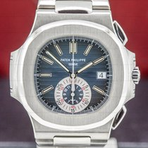 Patek Philippe 5980/1A-001 Steel 2011 Nautilus 44mm pre-owned United States of America, Massachusetts, Boston