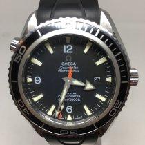 Omega Seamaster Planet Ocean Acier 45,5mm Noir Arabes