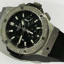 Hublot Big Bang 44 mm Stål 44mm Svart