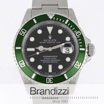 Rolex Submariner Date новые 2004 Автоподзавод Часы с оригинальными документами и коробкой 16610
