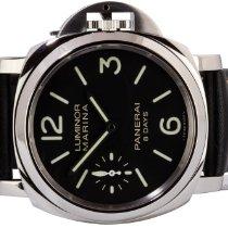 Panerai Luminor Marina 8 Days neu 2019 Handaufzug Uhr mit Original-Box und Original-Papieren PAM 00510