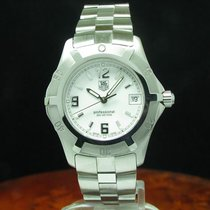 TAG Heuer 2000 Steel 39.7mm White