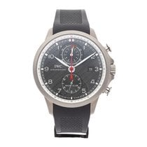 IWC Portuguese Yacht Club Chronograph IW3902-12 pre-owned