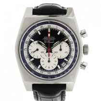 Zenith pre-owned Automatic 40mm Black Sapphire crystal