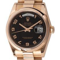 Rolex Day-Date 36 Rose gold 36mm Black Arabic numerals United States of America, Texas, Austin
