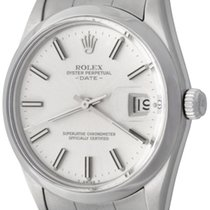 Rolex 15000 Steel Oyster Perpetual Date 34mm pre-owned United States of America, Texas, Dallas