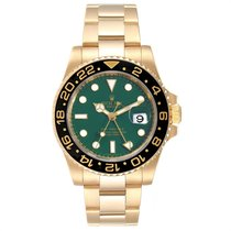 Rolex 116718 Yellow gold 2005 GMT-Master II 40mm pre-owned United States of America, Georgia, Atlanta
