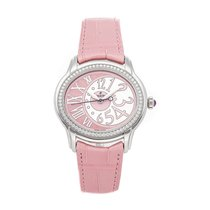 Audemars Piguet Millenary Ladies Steel 39.5mm Pink