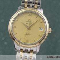 Omega De Ville Prestige Or/Acier 32.5mm Or