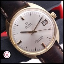 Omega Seamaster 166.026 Very good Yellow gold 35mm Automatic