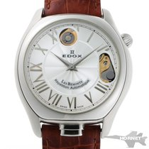 Edox Steel 45mm Automatic 87001 pre-owned