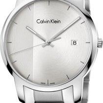 ck Calvin Klein Steel K2G2G14X new