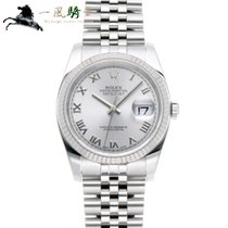 Rolex Datejust 116234 Bon Acier 36mm Remontage automatique